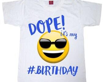 Emoji Birthday Outfit Tutu