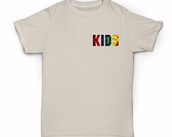 Kids T-shirt - 90's cult movie film Harmony Korine Harold Hunter skateboarding NYC new york city downtown LES