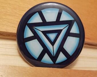 Iron Man Reactor Button