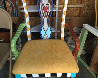 Painted Throne