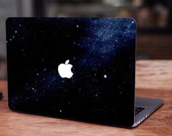 Galaxy space stars universe celestial Nebula MacBook skin decal laptop sticker vinyl decal MacBook cover