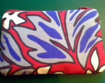 Hawaiian print - Coin purse, Change purse, money purse
