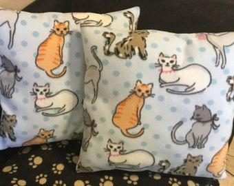 Decorative Pillows-Cats