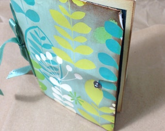 Mini envelope journal