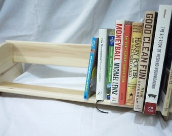 Bahn Tabletop Bookshelf