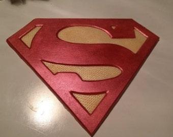 Classic Supergirl Emblem