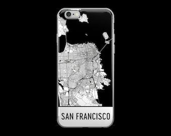 San Francisco iPhone Case, San Francisco Phone Case, iPhone San Francisco, San Francisco CA Phone Case, San Francisco iPhone 5 Case, Gift