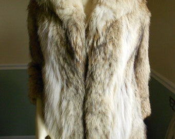 Coyote Coat / Short Coyote Jacket