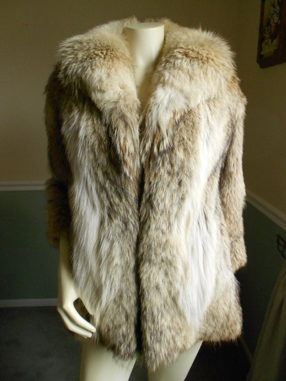 Coyote Coat / Short Coyote Jacket