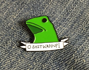 Here Come Dat Boi Pin