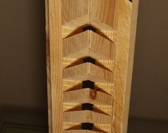 column pallets cd rack