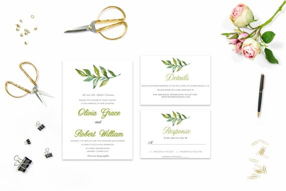Floral wedding invite word_71,INSTANT DOWNLOAD, Editable Wedding template invitation. Microsoft Word template.Wedding Printable