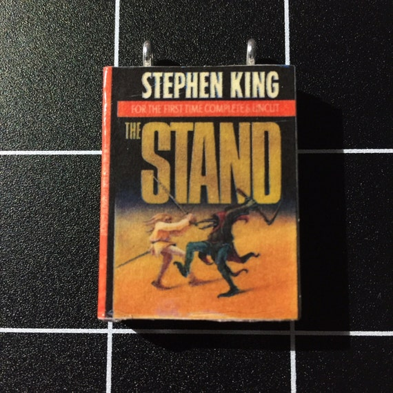a book report on the stand a novel by stephen king Which stephen king book should i read first  it's a massive novel,  but back to stephen king my favourites are the stand,.
