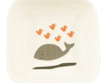 little whale dish