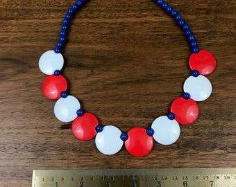 Mod America Colored Necklace