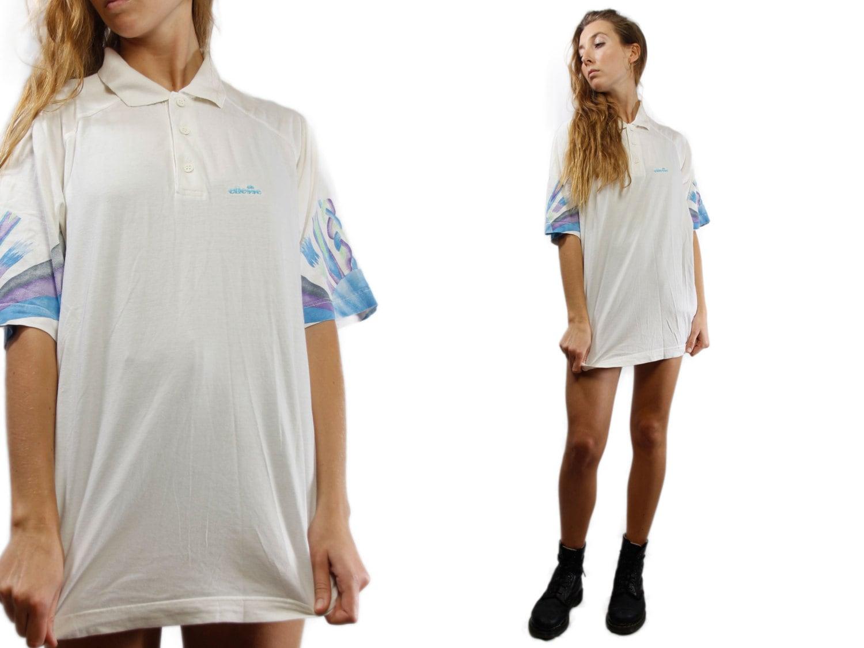 Ellesse t shirt white womens - Ellesse T Shirt Ellesse T Shirt Ellesse Vintage Ellesse Ellesse Oversized Vintage T Shirt Ellesse Women 90s Ellesse