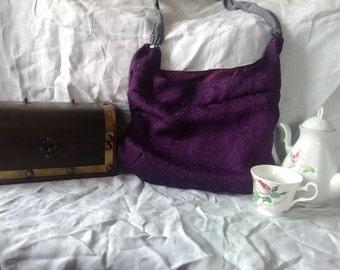Bag silk Ginger