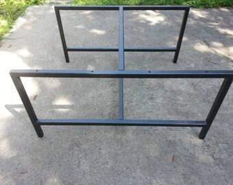 Steel Table Bases - Custom Designs