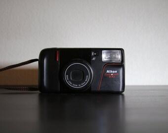 Vintage Nikon Zoom Touch 400