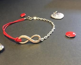 Bracelet infinitely me