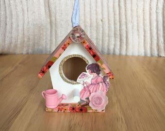 Mini Bird House with Epeherma Girl