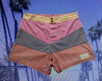 Vintage 70s/80s Mango Surfwear Swim/Trunk/Shorts - 28