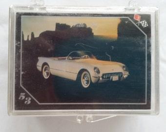 Vintage 1991 Vette Set Chevrolet Corvette Trading Cards