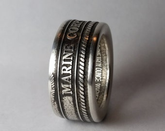 United States Marine Ring