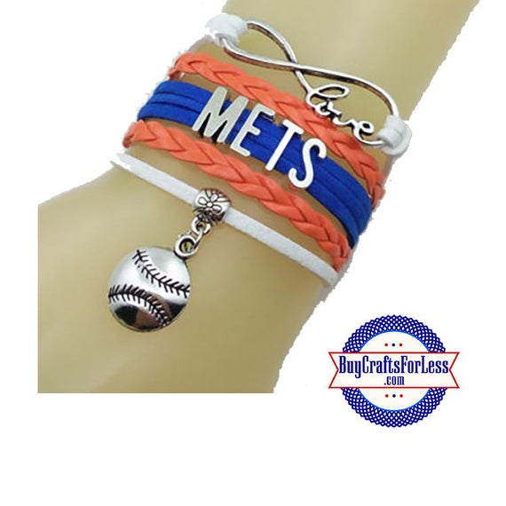 NEW YORK Leather Bracelet-U Choose CHaRM +Discounts & FREE Shipping*