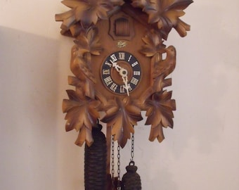 Unique Cuckoo Clock Related Items Etsy