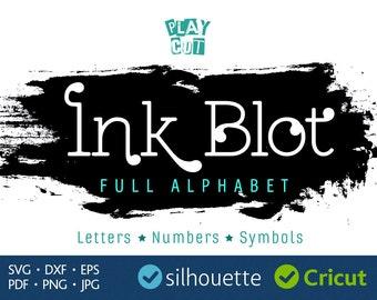 Ink Blot Etsy