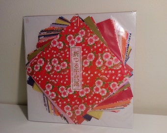 Origami paper from Japan