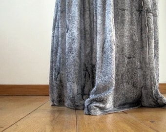 Marble print skirt, maxi skirt, flowy summer skirt. Day to night skirt. Light and airy skirt, beach skirt, festival fashion,bridesmaid skirt
