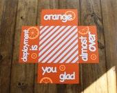 Orange you glad deploymen...