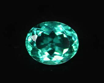 2.8 ctw. paraiba tourmaline loose gemstone.