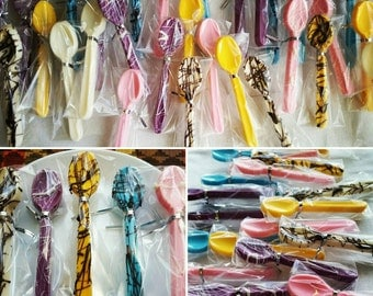 GOURMET CANDY SPOONS