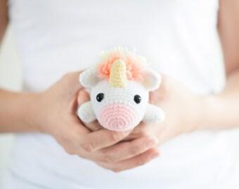 Lazy Rainbow Unicorn Amigurumi Crochet Plush Doll DIY (full of magic!)