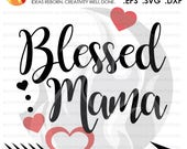 Mothers Day SVG Cutting F...