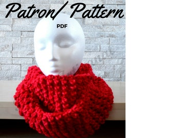 Pattern: Endless Scarf