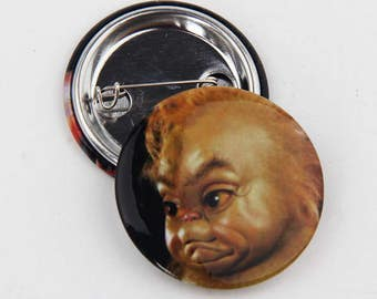 "Custom Button Pin - 1 Inch Custom Buttons Custom Pin Back Button 1"" Custom Pinback Buttons"