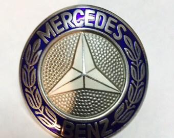 Mercedes Hood  Emblem