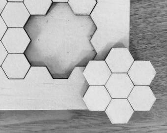 Hexagon Puzzle, Home Decor