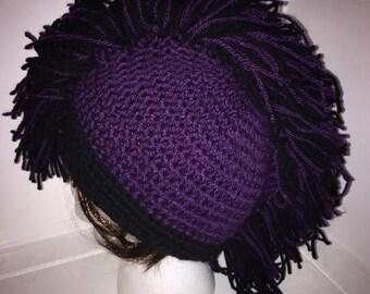 Custom mohawk hat