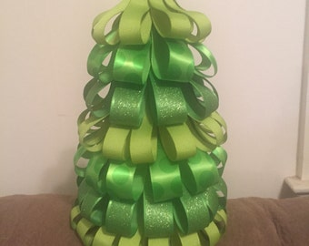 Custom Ribbon Tree