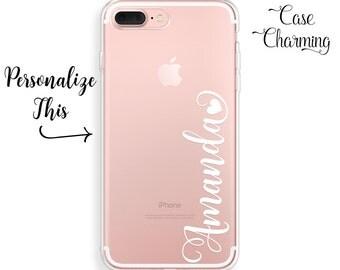 iPhone 7 Plus Case Personalized iPhone 7 Case Personalised iPhone 6s Plus Case iPhone 6s Case iPhone 6 Plus Case iPhone 6 Case Custom Name