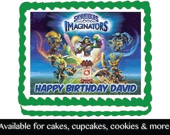 Birthday Cake Imaginator