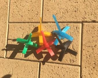 Mini 3D printed turkish spindle