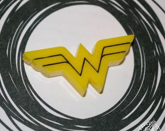 Wonder Woman - Pin badge/magnet, DC comics, superheros