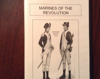 Marines in the american revolution dvd