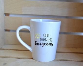 Good Morning Sunshine Mug| Personalized Mug|Friend Gift|Mom Gift|Inspirational Gift|Custom Mug